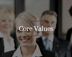 Core Values Image Button