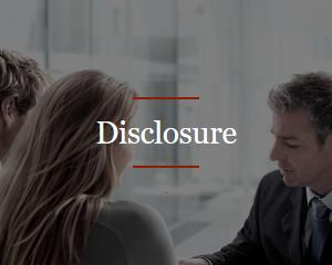 Disclosure Image Button