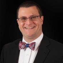 Faculty Member Jonathan Watson
