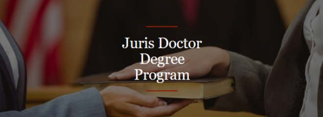 Juris Doctor Image Button