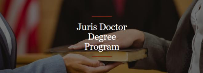 Juris Doctor Image Button