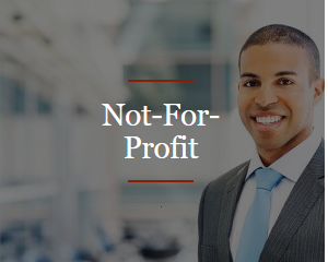 Not For Profit Image Button