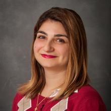 Student Services Coordinator Tina Kattoula