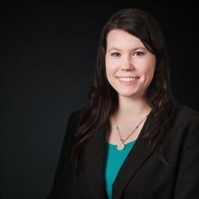 Administrative Assistant Felicia Coughlin